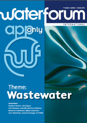 Waterforum special1 march 2016-frontpage